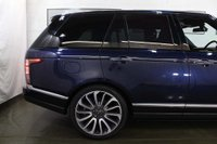 USED 2015 15 LAND ROVER RANGE ROVER 3.0 TD V6 Vogue SE Auto 4WD (s/s) 5dr SLIDING PAN ROOF + 22' ALLOYS