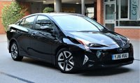 USED 2016 16 TOYOTA PRIUS 1.8 VVT-I BUSINESS EDITION PLUS 5d AUTO 97 BHP