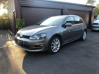 USED 2015 F VOLKSWAGEN GOLF 2.0 GT TDI 5d 148 BHP HP and PCP finance available with no deposit