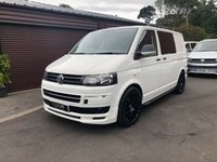 USED 2015 65 VOLKSWAGEN TRANSPORTER VW T5.1 Transporter 65reg Custom Kombi Low deposit finance arranged with HP available up to 10 years.