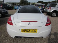 USED 2012 62 PEUGEOT RCZ 2.0 HDI GT 2d 163 BHP NICE CAR 4 NEW TYRES