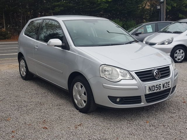 VOLKSWAGEN POLO at My First Car
