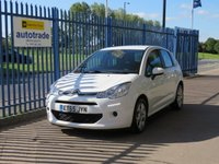 USED 2016 65 CITROEN C3 1.6 BLUEHDI EDITION 5d 74 BHP Low Mileage diesel £zero Road Tax