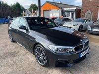 2019 BMW 5 SERIES 2.0 530I M SPORT 4d AUTO 248 BHP £28950.00