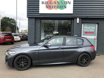 2017 BMW 1 SERIES 2.0 120D M SPORT 5d AUTO 188 BHP £16495.00