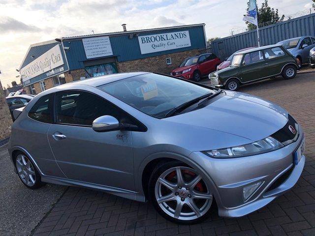 USED 2008 HONDA CIVIC 2.0 I-VTEC TYPE-R GT 3d 198 BHP Stunning Type-R GT Bluetooth Fitted With Parrot Kit Alloy Wheels 01536 402161