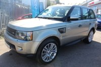 USED 2010 10 LAND ROVER RANGE ROVER SPORT 3.0 TDV6 HSE 5d AUTO 245 BHP