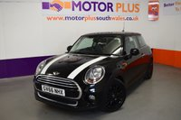 USED 2016 66 MINI HATCH COOPER 1.5 COOPER 3d 134 BHP