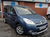 USED 2015 65 CITROEN BERLINGO MULTISPACE 1.6 HDI PLUS 5d 91 BHP