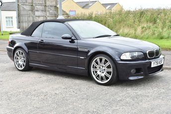 2001 BMW M3 3.2 M3 2d 338 BHP £11990.00