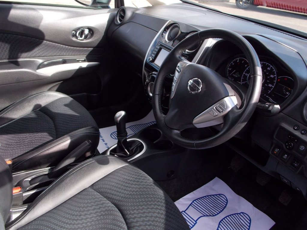 USED 2015 15 NISSAN NOTE 1.5 TEKNA DCI 5d 90 BHP