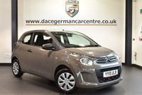 USED 2015 15 CITROEN C1 1.0 TOUCH 3DR 68 BHP full service history + free road tax Finished in a stunning grey is this C1. Upon opening the drivers door you are presented with cloth upholstery, full service history, ideal first car, free road tax, usb/aux port, wonderfully maintained