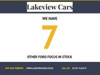 USED 2012 12 FORD FOCUS 1.6 EDGE TDCI 95 5d 94 BHP