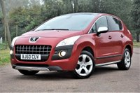 USED 2010 60 PEUGEOT 3008 1.6 HDi FAP Exclusive 5dr FULL SERVICE HISTORY
