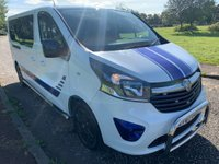 USED 2017 67 VAUXHALL VIVARO 1.6 2900 L2H1 Combi+ 5dr Low Miles! 2 Owners! Stunning!