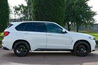 USED 2014 64 BMW X5 3.0 30d M Sport Auto xDrive (s/s) 5dr NAV+7 SEATER+CAMERA+AERO KIT