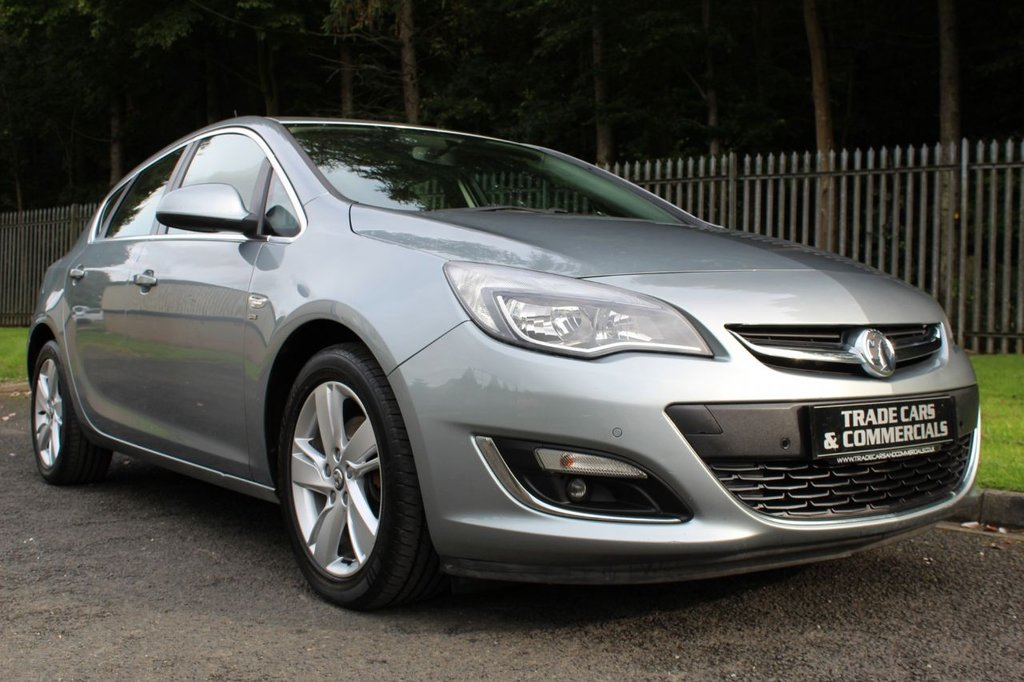 USED 2012 62 VAUXHALL ASTRA 2.0 SRI CDTI 5d AUTO 162 BHP A LOVELY LOW OWNER CAR WITH FULL SERVICE HISTORY!!!
