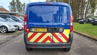 USED 2013 13 FIAT DOBLO 1.2 16V SX MULTIJET 1d 90 BHP SMALL WHEEL BASE *  2 SEATS *  1 OWNER FROM NEW +  PARKING AID +   SERVICE RECORD +