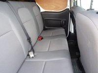 USED 2014 14 PEUGEOT PARTNER 1.6 HDI CRC 1d 90 BHP PEUGEOT PARTNER..CREW CAB..VERY LOW MILES