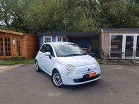 2008 FIAT 500 1.4 SPORT 3d 99 BHP £2495.00