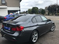 USED 2013 13 BMW 3 SERIES 2.0 320I XDRIVE M SPORT 4d 181 BHP ****Nav,Cruise,HeatedLeather,ParkAid,XDrive****