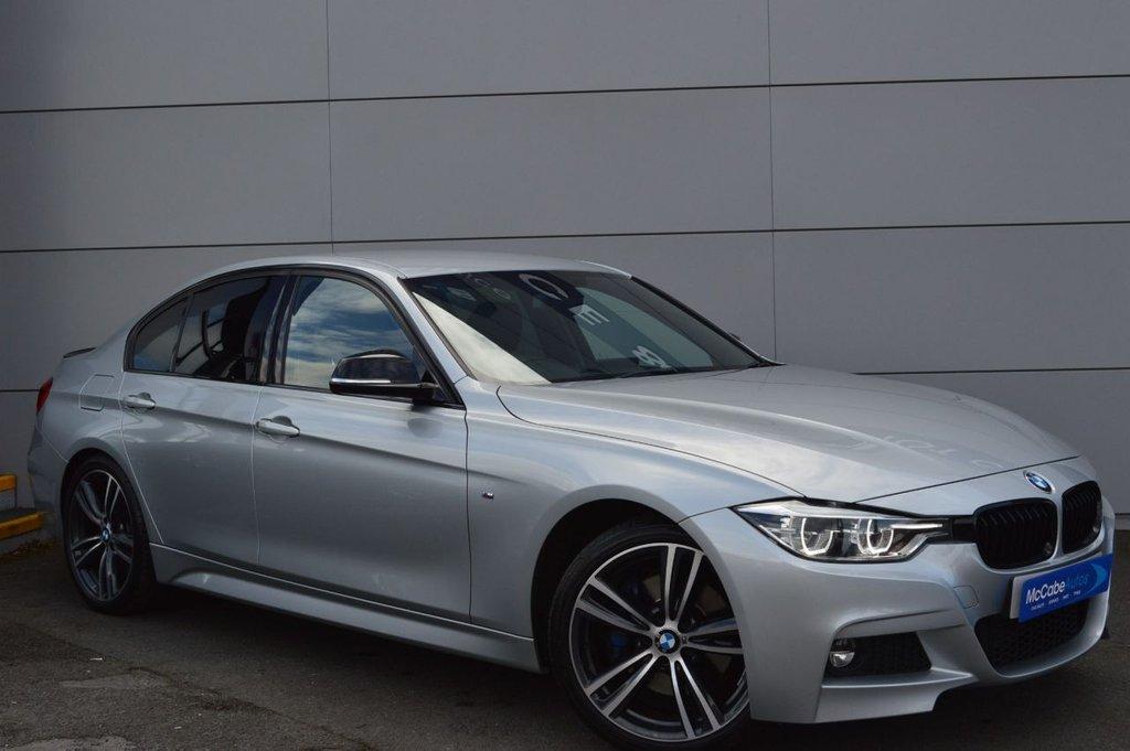 USED 2015 BMW 3 SERIES 2.0 320D M SPORT PLUS 4d 188 BHP OCT 15