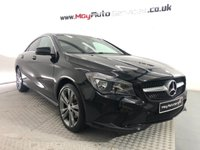 USED 2016 65 MERCEDES-BENZ CLA 2.1 CLA 200 D SPORT 4d 134 BHP *PAN ROOF*