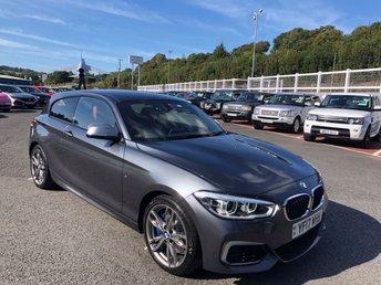 2017 BMW 1 SERIES 3.0 M140I 3d 335 BHP £19750.00