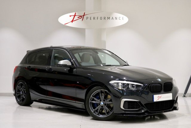 2018 68 BMW 1 SERIES 3.0 M140I SHADOW EDITION 5d AUTO 335 BHP