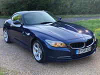 USED 2009 59 BMW Z4 2.5 Z4 SDRIVE23I ROADSTER 2d 201 BHP S/H, Low Mileage, A/C, Manual