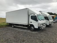 USED 2014 MITSUBISHI FUSO CANTER 3.0 7C18 43 1d AUTO 173 BHP *BULK PURCHASE* CHOICE OF 8