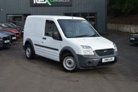 2013 FORD TRANSIT CONNECT 1.8 T200 Swb Low Roof £4495.00