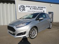 USED 2013 63 FORD FIESTA 1.6 SPORT VAN TDCI  + BLUETOOTH + CRUISE + FSH + ALLOYS