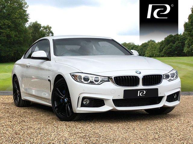 2013 63 BMW 4 SERIES 3.0 435D XDRIVE M SPORT 2d AUTO 309 BHP