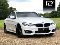 USED 2013 63 BMW 4 SERIES 3.0 435D XDRIVE M SPORT 2d AUTO 309 BHP