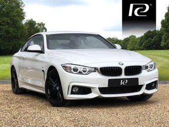 2013 BMW 4 SERIES 3.0 435D XDRIVE M SPORT 2d AUTO 309 BHP £16500.00