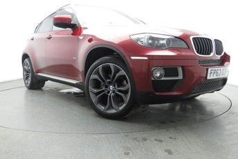 2013 BMW X6 3.0 XDRIVE30D 4d AUTO 241 BHP £18495.00
