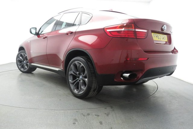 BMW X6 at Georgesons