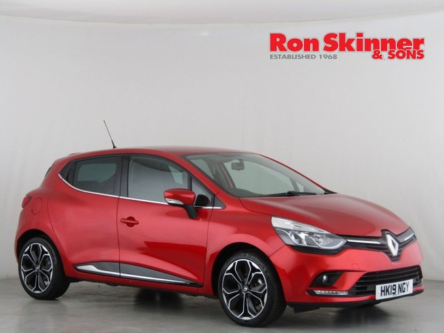 View our 2019 19 RENAULT CLIO 0.9 ICONIC TCE 5d 89 BHP