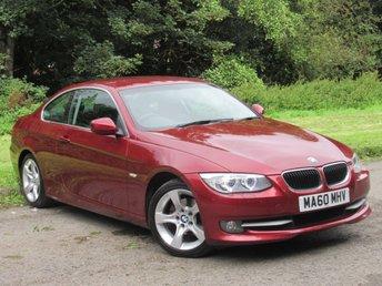 2010 BMW 3 SERIES 2.0 320I SE 2d AUTO 168 BHP £6000.00
