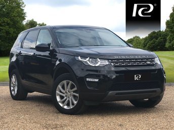 2016 LAND ROVER DISCOVERY SPORT 2.0 TD4 SE TECH 5d AUTO 180 BHP £23500.00