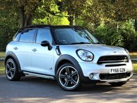 USED 2016 66 MINI COUNTRYMAN 1.6 COOPER S ALL4 5d 184 BHP £221 PCM With £1399 Deposit