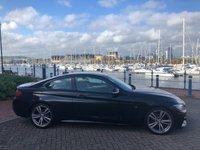 USED 2014 BMW 4 SERIES 2.0 420I M SPORT 2d 181 BHP FULL SERVICE HISTORY! PRO NAV!