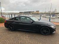 USED 2014 BMW 4 SERIES 2.0 420I M SPORT 2d 181 BHP FULL BMW HISTORY! PRO NAV!