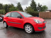 USED 2007 07 FORD FIESTA 1.4 STYLE CLIMATE 16V 3d 68 BHP WITH LOADS OF SERVICE HISTORY PART EXCHANGE TO CLEAR MOT UNTIL 01/05/2020