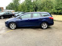 USED 2012 62 FORD FOCUS 1.6 ZETEC TDCI 5d ESTATE, ONLY 1 FORMER KEEPER, 7 SERVICES,  ONLY £20 A YEAR TAX, IDEAL CHEAP DIESEL ESTATE, 7 SVS