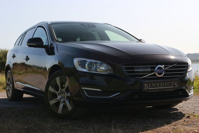 2014 14 VOLVO V60 2.4 D6 PLUG-IN HYBRID AWD 5d AUTO 286 BHP