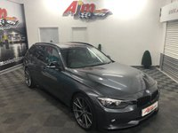 2013 BMW 3 SERIES 2.0 320D SE TOURING 5d 181 BHP £9995.00