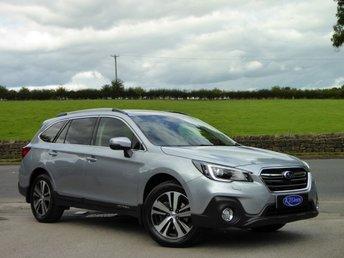 2019 SUBARU OUTBACK 2.5 I SE PREMIUM 5d AUTO 175 BHP £SOLD