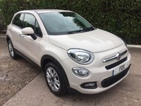 USED 2015 65 FIAT 500X 1.6 POP STAR 5d 110 BHP